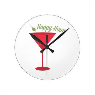 Hora feliz reloj