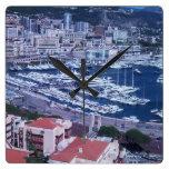 ¡Hora para Mónaco! Reloj De Pared
