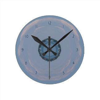 Hora para navegar el MED del reloj de Dora del lag