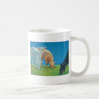 Hora para un bocado taza de café