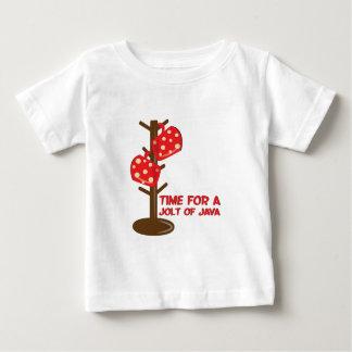 Hora para una sacudida de Java T-shirt