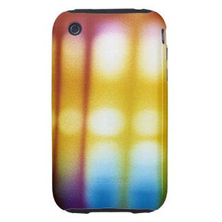 Hora punta #1 tough iPhone 3 cárcasas