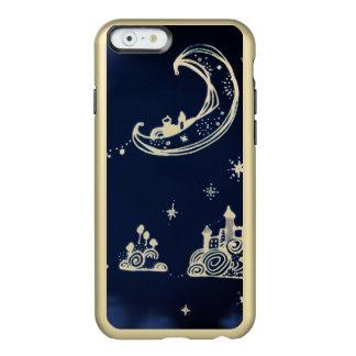 Hora Witching Funda Para iPhone 6 Plus Incipio Feather Shine