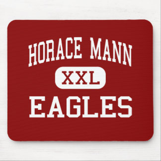 Horace Mann - Eagles - Middle - Wausau Wisconsin Mouse Pad