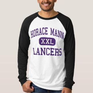 Horace Mann - Lancers - Junior - Colorado Springs T-Shirt