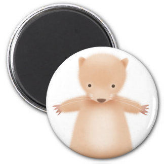 Horace the Hamster - magnet