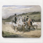 Horace Vernet and his Children Mouse Pad