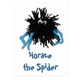 Horacio la araña tarjetas postales