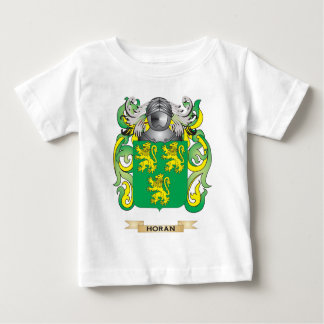 Horan Coat of Arms (Family Crest) Baby T-Shirt