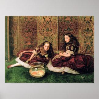 Horas del ocio, 1864 posters
