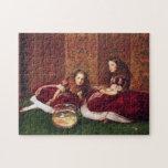 Horas del ocio - John Everett Millais Puzzle Con Fotos