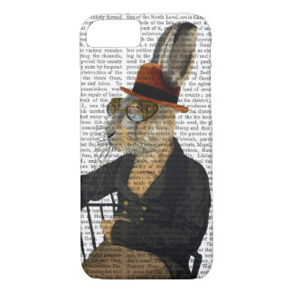 Horatio Hare On Chair iPhone 7 Case