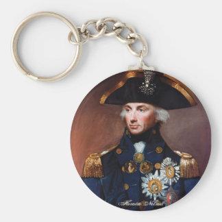 Horatio Nelson Keychain
