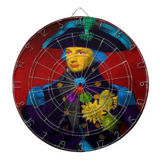 Horatio Nelson Pop Art Dartboards
