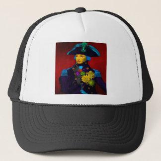 Horatio Nelson Pop Art Trucker Hat