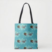 Horatio the Hedgehog- Finding Friends Tote Bag