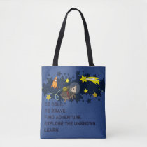 Horatio the Hedgehog- In The Stars Tote Bag