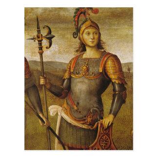 Horatius Cocles, del dell'Udienza de Sala Tarjetas Postales