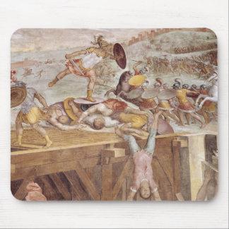 Horatius Cocles en el puente de Sublician Mouse Pad