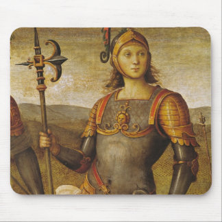 Horatius Cocles, from the Sala dell'Udienza Mouse Pad