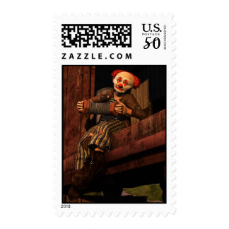 Horatius the Hobo Postage