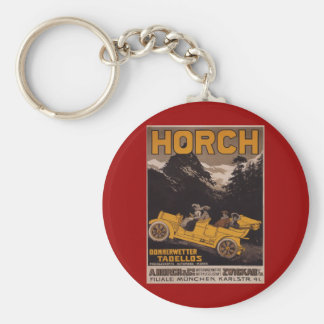 HORCH Automobile Keychain