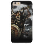 Horda de Viking Funda De iPhone 6 Plus Tough