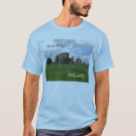 Hore Abbey Irish Ireland T Shirt