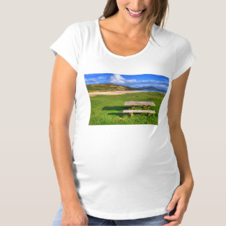 Horgabost, Isle of Harris Maternity T-Shirt
