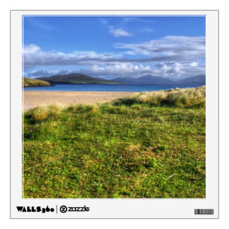 Horgabost, Isle of Harris Wall Decal