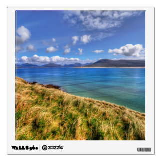 Horgabost, Isle Of Harris Wall Sticker