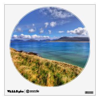 Horgabost, Isle Of Harris Room Sticker