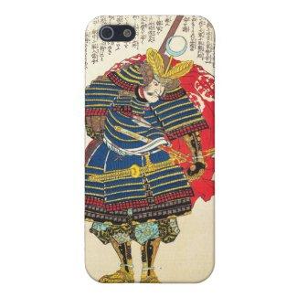 Horimoto Gidayû Takatoshi utagawa kuniyoshi Cover For iPhone 5/5S
