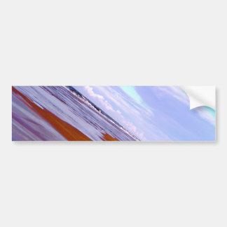 horizon-437531 horizon beach coastline peaceful na bumper sticker