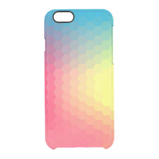 Horizon Comb Uncommon Clearly™ Deflector iPhone 6 Case