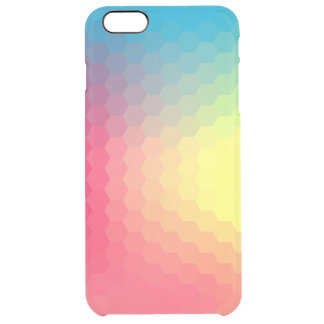 Horizon Comb Uncommon Clearly™ Deflector iPhone 6 Plus Case
