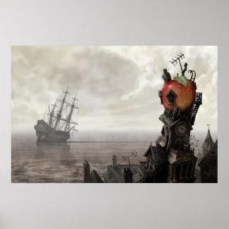 Horizon Dream by J. Matthew Root Poster