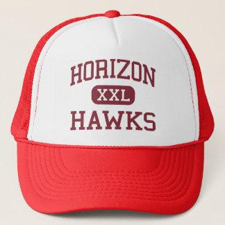 Horizon - Hawks - High School - Thornton Colorado Trucker Hat