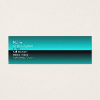 Horizon Mini Business Card