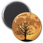 Horizon Moon Fridge Magnet