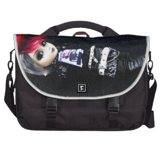 Horizon Taeyang Pullip Doll Laptop Messenger Bag