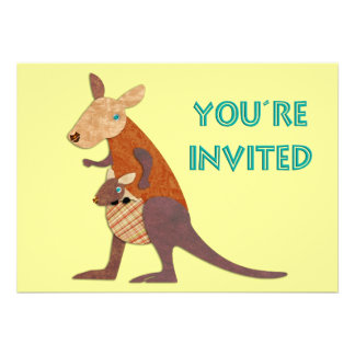 Horizontal Invitations