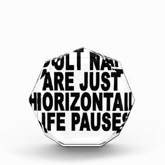 Horizontal Life Pauses Shirt png Awards