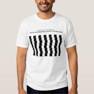 Horizontal Lines T-Shirt