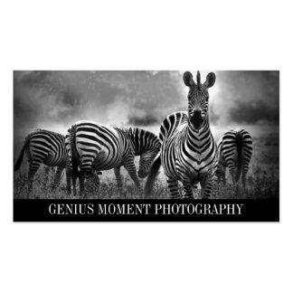 Horizontal Photo Business Card