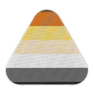 HORIZONTAL RAYADO del ORGULLO del OSO - 2014 Altavoz Bluetooth