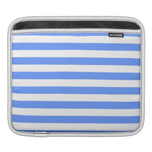 Horizontal Stripe iPad Sleeves