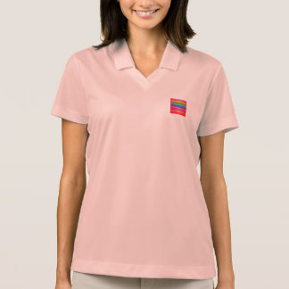 Horizontal Stripes Art Red Shirt