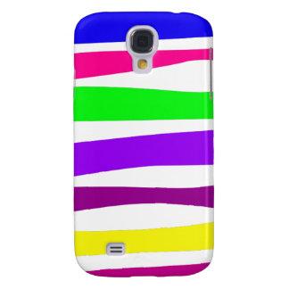 Horizontal Stripes Samsung Galaxy S4 Cases