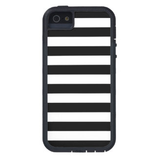 Horizontal Stripes iPhone 5/5S Tough Xtreme Case For iPhone SE/5/5s